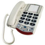 Clarity Professional XL40D - Corded Phone