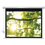 "Vutec Lectro IR QM ""A Series"" EVIR068120A - Projection Screen (motorized, 110 V) - 139 In ( 353 Cm )"