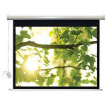 "Vutec Lectro IR QM ""A Series"" EVIR049087A - Projection Screen (motorized, 110 V) - 100 In ( 254 Cm )"