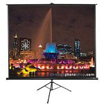 Elite Image Tripod Series T120UWV1 - Projection Screen With Tripod - 120 In ( 305 Cm )
