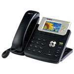 ITT Gigabit Color Phone, 3 in LCD, HD Voice