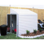 Arrow Yardsaver 4'x7' Storage Shed