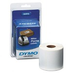 Dymo Address Labels for Label Printers, 3-1/2 x 1-1/8, White, 520 per Pack