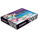 Zebra Mechanical Pencils Class Pack, .9mm, 320PC, Assorted