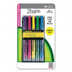 Zebra Pen Fluorescent Highlighters, Five Color Set