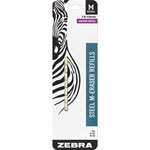 Zebra Pen Eraser Refills for Notus 500, M301, M402, Kendo, Sarasa Mech. Pencils, 7/Pack