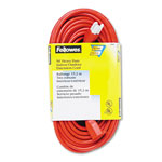 Fellowes Indoor/Outdoor Heavy Duty Extension Cord 50'