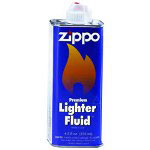 Zippo 4oz Lighter Fluid, Single Can