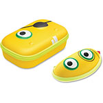 ZIPIT Beast Box Bundle, 2pcs, 20/ST, Yellow