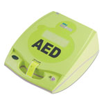 Zoll Medical AED Plus Automated External Defibrillator, 123A Lithium Battery