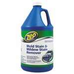 Zep Mold Stain and Mildew Stain Remover, 1 gal Bottle