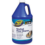 Zep Commercial Floor Cleaner, Concentrate, 1 Gallon, 4/CT