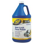 Zep Wet Look Floor Polish, 1 gal Bottle