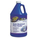 Zep Stain Resistant Floor Sealer, 1 gal Bottle