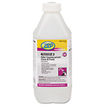 Zep Inc. Concentrated Odor Counteractant, Clean & Fresh, 2L Bottle