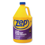 Zep Floor Sealer, Stain Resistant, 1 Gallon, 4/CT