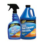 Zep Floor Cleaner Refill for Hardwood and Laminate, Gallon