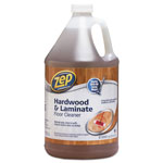 Zep Floor Cleaner Refill, f/ Hardwood and Laminate, 1 Gallon