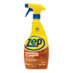 Zep Hardwood and Laminate Cleaner, 32 oz Spray Bottle