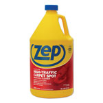Zep Carpet Cleaner, High Traffic, Refill, 1 Gallon