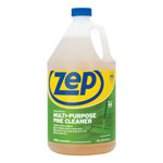 Zep All Purpose Cleaner, Pine Scented, 128 Oz