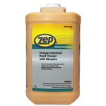 Zep Industrial Hand Cleaner, Orange, 1gal Bottle