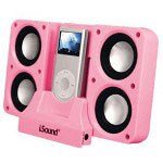 Dreamgear i.Sound 4X Foldable Portable Speaker - portable speakers