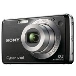Sony Cyber-shot DSC-W220/B - digital camera