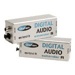 Gefen Ex-tend-it Digital Audio Extender Sender And Receiver Unit - Audio Extender