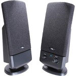 Cyber Acoustics CA 2002 - PC Multimedia Speakers