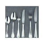 Admiral Craft Avalon Flatware Dinner Knife