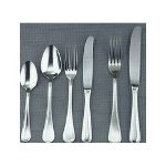 Admiral Craft Avalon Flatware Iced Tea Spoon