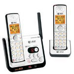 Vtech CL82209 - cordless phone w/ call waiting caller ID & answering system