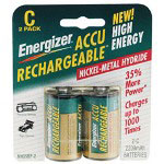 Energizer Nh 35bp-2 Battery C Nimh X 2