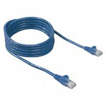 Belkin 14' Snagless FASTCAT5 Cable, Blue