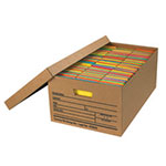 Box Partners Economy Legal File Storage Box with Lid