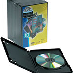 DVD/Game Replacement Case 7.5x5.3x3.56