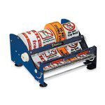 "Box Partners 12"" Multi Roll Table Top Label Dispenser"