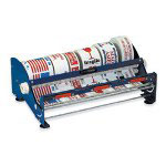 "Box Partners 18"" Multi Roll Table Top Label Dispenser"