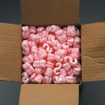 Box Partners 14 Cubic Foot Bag Regular Flo-Pak Packing Peanuts