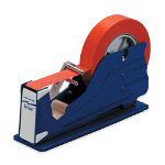 "Box Partners 1"" Single Roll Table Top Tape Dispenser"