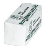 Box Partners Luncheon Napkins, White, 1 Ply, Case of 6000