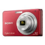 Sony Cyber-shot DSC-W180/R - digital camera