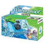 Fuji Fujicolor QuickSnap Waterproof single use camera 35mm