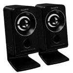 Sony SRS A212 - PC multimedia speakers