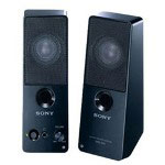 Sony SRS Z50 - PC multimedia speakers