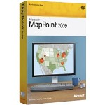Microsoft MapPoint 2009 Complete Package