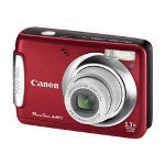 Canon PowerShot A480 - digital camera
