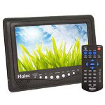 "Haier Televisions HLT71 - 7"" LCD TV"