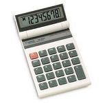 Canon TS-82H 8 Digit Calculator, Handheld Pocket